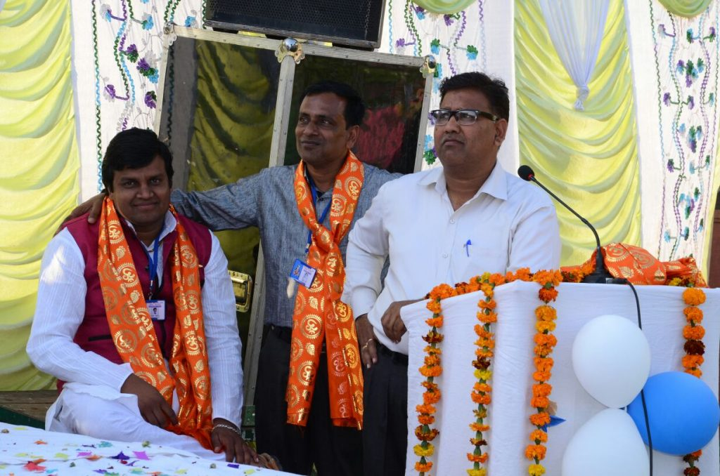Loharu Kavi Sammelan organization