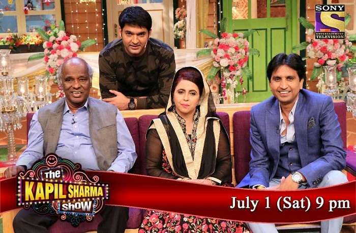 Hasya Kavi in The Kapil Sharma Show