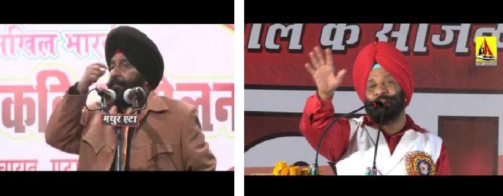 hasya kavi pratap fauzdar - kavi sammelan india